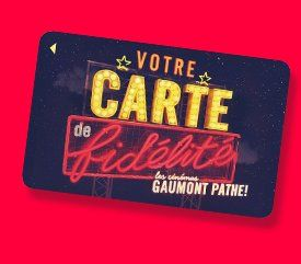 gaumont pathe carte