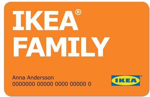 Ikea family carte de fid lit - Carte de fidelite ikea ...