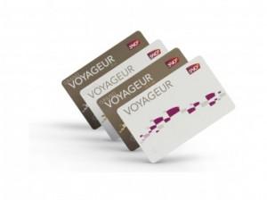 Cartes de fidélité SNCF